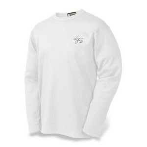 Men's Drop Needle Crew Neck Sport Shirt
