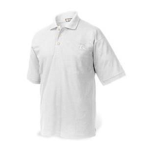 Men's Classic Ringspun Combed Cotton Piqué Polo