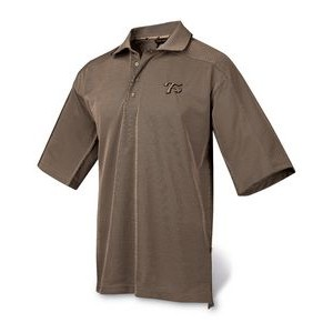 Men's Meridian Polo w/Bias Insert
