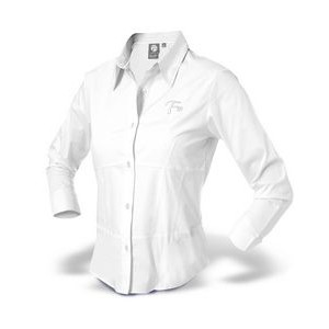 Women's Executive Twill Stretch Woven Shirt