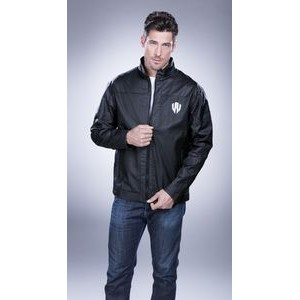 Men's Bologna Biker Look Jacket
