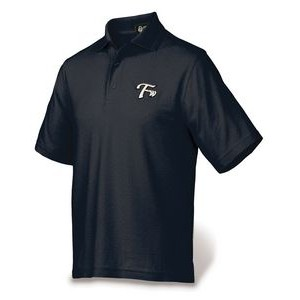 Men's Ferst-Dry™ Missing Link Texture Ringspun Polo