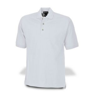 Men's Core Drop Needle Piqué Polo