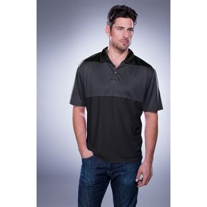 Men's Buffalo Tri-Color Polo Shirt