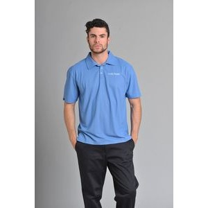 Men's Titan Polywaffle Polo Shirt