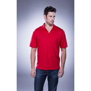 Men's Hermosillo Polo Shirt w/Contrast Color Piping