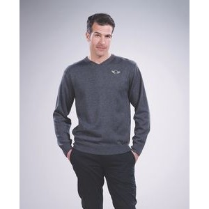Men's Stargard V-Neck Sweater