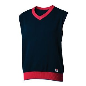Men's FILA Oxford Pullover Sweater