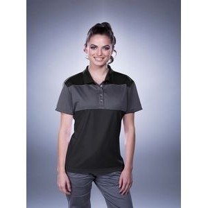 Women's Buffalo Tri-Color Polo Shirt