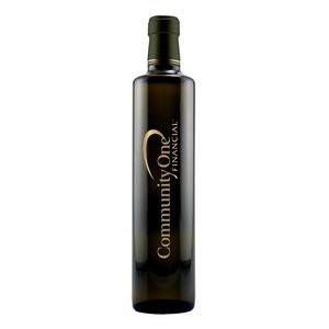 Extra Virgin Olive Oil Etched w/ 1 Color Fill 500ml
