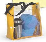 Custom Organic Canvas Gusset Tote Bag (18