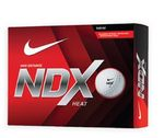 Custom Nike NDX Heat Golf Balls