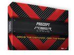 Custom Bridgestone Precept Powerdrive Golf Balls