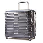 Custom Samsonite Stryde Glider Long Journey Suitcase (Blue Slate )
