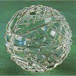 Custom Waterford Crystal Basketball