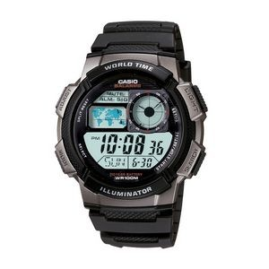 Casio 10-Year Battery Digital Sport Watch