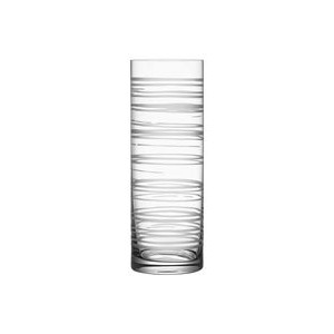 Orrefors Graphic Medium Round Vase