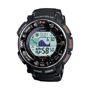 Casio Pro Trek Solar Powered Triple Sensor Watch