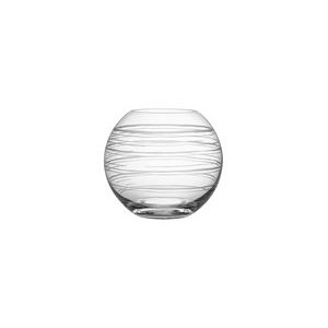 Orrefors Graphic Small Vase