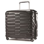 Custom Samsonite St Glider Long Journey Suitcase (Black)
