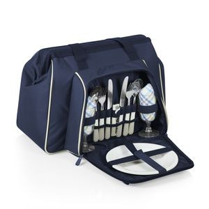 Toluca Insulated Cooler w/Deluxe Picnic Service For 2
