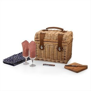 Napa Picnic Basket w/Service for Two