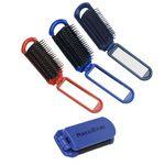 Custom Pocket Folding Brush & Mirror