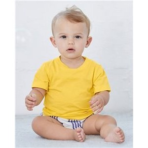 Bella+Canvas® Baby Short Sleeve Tee Shirt