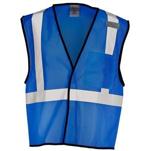 ML Kishigo® Enhanced Visibility Non Ansi Vest (Royal Blue)