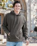 Custom Comfort Colors Hooded Pullover Sweatshirt