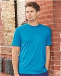 Custom Badger Sport B-Core T-Shirt w/ Sport Shoulder
