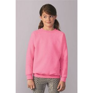 Gildan� Heavy Blend� Youth Crew Neck Sweatshirt