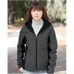 Colorado Clothing™ Women's Antero Hooded Soft Shell Jacket