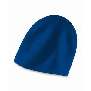 "Bayside™ USA Made Knit Beanie Hat (8 1/2"")"