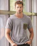 Custom Alternative Unisex Eco-Jersey Pocket T-Shirt