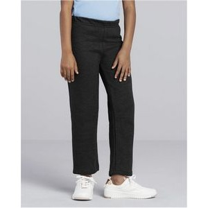 Gildan® Heavy Blend™ Youth Open Bottom Sweatpants