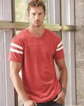 Custom Alternative Eco-Jersey Short Sleeve Football T-Shirt (XS-XL)