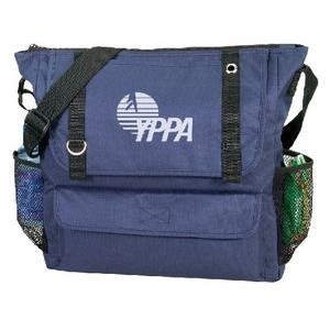 Poly Messenger Bag