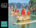 Custom Galleria Wall Calendar 2018 World Travel (Low Price )