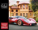 Custom Galleria Wall Calendar 2018 Exotic Cars (English) (Low Price )