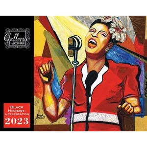 Galleria Wall Calendar 2020 Black History: A Celebration (Low Price )