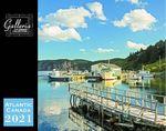 Custom Galleria Wall Calendar 2018 Scenes of Atlantic Canada (Low Price )