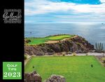 Custom Galleria Wall Calendar 2018 Golf Tips (Low Price )