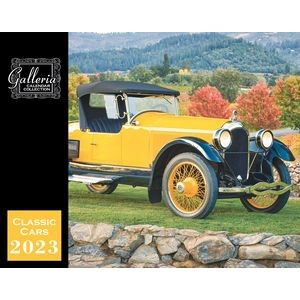 Galleria Wall Calendar 2020 Classic Cars (Low Price )