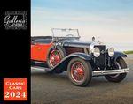 Custom Galleria Wall Calendar 2019 Classic Cars (Low Price )