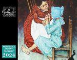 Custom Galleria Wall Calendar 2018 Memorable Images Of Norman Rockwell (Low Price )