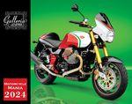 Custom Galleria Wall Calendar 2018 Motorcycle Mania (Low Price )