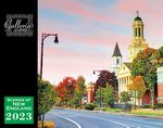 Custom Galleria Wall Calendar 2018Scenes Of New England (Low Price )