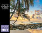 Custom Galleria Wall Calendar 2019 Sun, Sand & Surf (Low Price )
