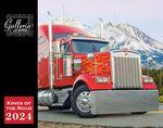 Custom Galleria Wall Calendar 2018 Kings Of The Road (Low Price )
